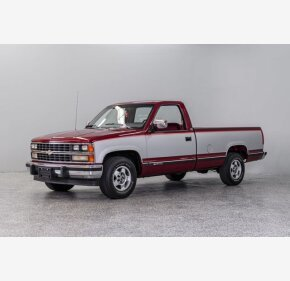 1988 Chevrolet Silverado 1500 2WD Regular Cab for sale 101456750