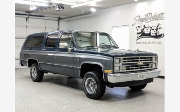 1988 Chevrolet Suburban 4WD for sale 101201321