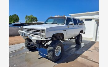 1988 Chevrolet Suburban 4WD 2500 for sale 101604290