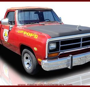 1988 Dodge D/W Truck 2WD Regular Cab D-150 for sale 101007199