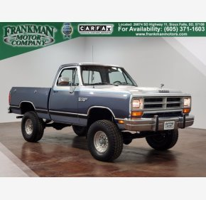 1988 Dodge D/W Truck for sale 101478950