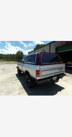1988 Dodge Ramcharger 4WD for sale 101331558