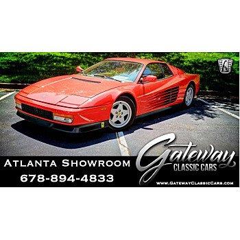 1988 Ferrari Testarossa for sale 101139509