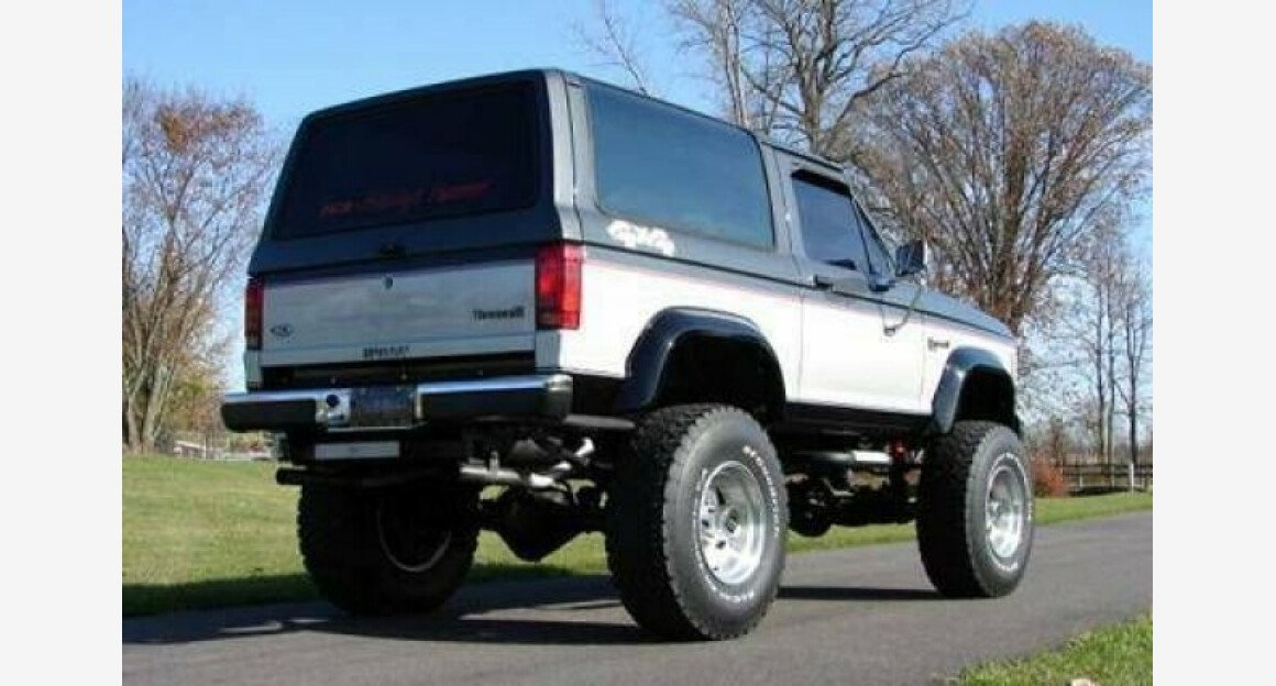 1988 Ford Bronco for sale 100943842