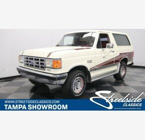 1988 Ford Bronco for sale 101306861