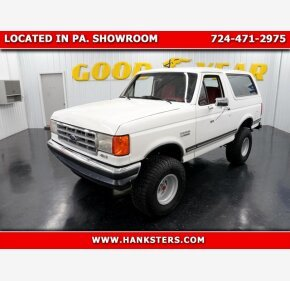 1988 Ford Bronco for sale 101436521