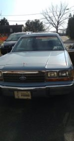 1988 Ford Crown Victoria for sale 101444562