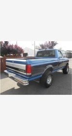 1988 Ford F150 4x4 Regular Cab for sale 101216223