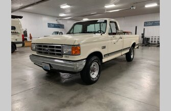 1988 Ford F150 4x4 Regular Cab for sale 101380815