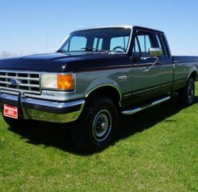 1988 Ford F250 4x4 SuperCab for sale 101321983