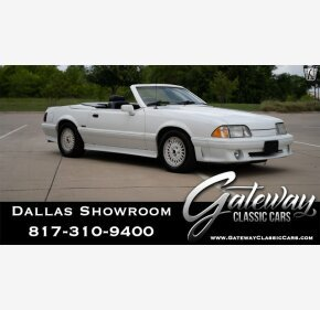 1988 Ford Mustang LX V8 Coupe for sale 101143149