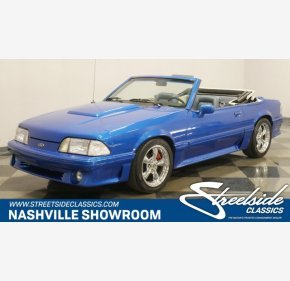1988 Ford Mustang GT Convertible for sale 101171725