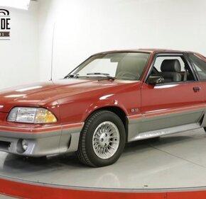 1988 Ford Mustang GT Hatchback for sale 101189453