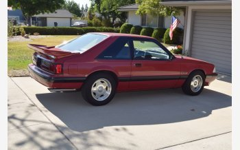 1988 Ford Mustang LX V8 Hatchback for sale 101268407