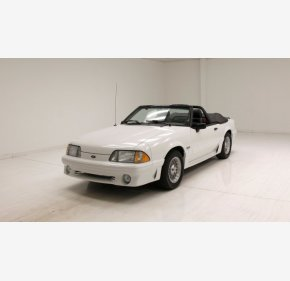 1988 Ford Mustang GT Convertible for sale 101290752