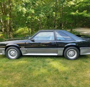 1988 Ford Mustang GT Hatchback for sale 101384759