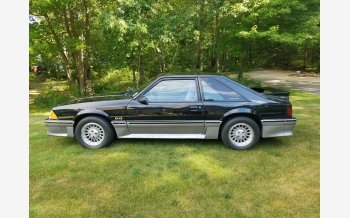 1988 Ford Mustang GT Hatchback for sale 101384759