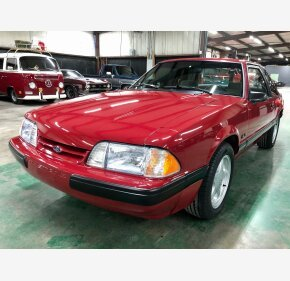 1988 Ford Mustang LX V8 Coupe for sale 101389587