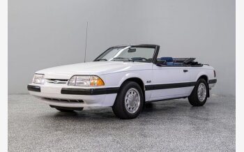 1988 Ford Mustang LX V8 Convertible for sale 101471255
