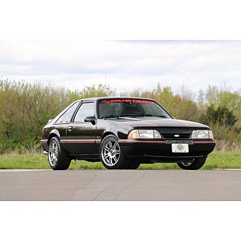 1988 Ford Mustang LX V8 Hatchback for sale 101506039