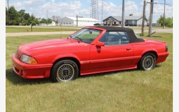 1988 Ford Mustang LX V8 Coupe for sale 101525909