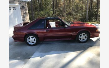 1988 Ford Mustang GT Hatchback for sale 101597132