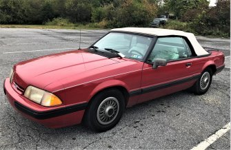 1988 Ford Mustang LX Convertible for sale 101629239