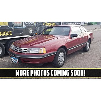 1988 Ford Thunderbird Sport for sale 101404805
