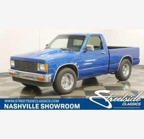 1988 GMC S15 Pickup 2WD Regular Cab for sale 101271756