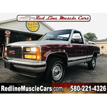 1988 GMC Sierra 1500 4x4 Regular Cab for sale 101178020