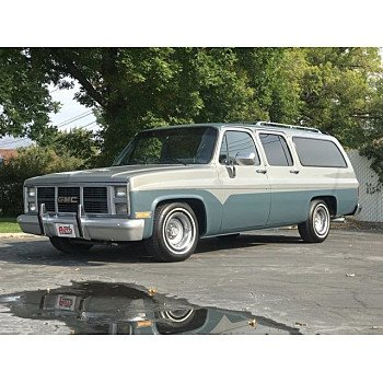 1988 GMC Suburban for sale 101399588