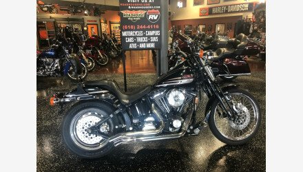 1988 Harley-Davidson Softail for sale 200930434