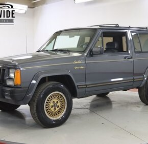 1988 Jeep Cherokee 4WD Limited 2-Door for sale 101445976