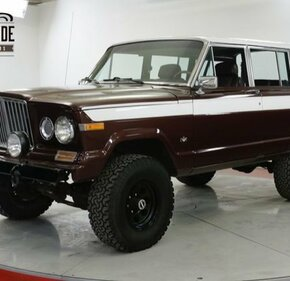 1988 Jeep Grand Wagoneer for sale 101174141