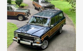 1988 Jeep Grand Wagoneer for sale 101211450