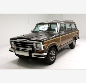 1988 Jeep Grand Wagoneer for sale 101291978