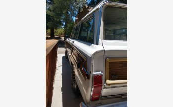 1988 Jeep Grand Wagoneer for sale 101346330