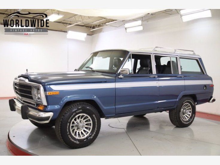 1988 jeep grand wagoneer for sale near denver colorado 80216 classics on autotrader 1988 jeep grand wagoneer for sale near denver colorado 80216 classics on autotrader