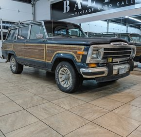 1988 Jeep Grand Wagoneer for sale 101247416