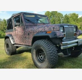 1988 Jeep Wrangler for sale 100992690