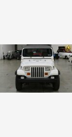 1988 Jeep Wrangler 4WD for sale 101104164