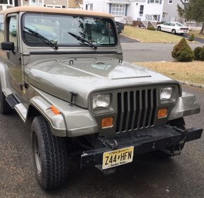 1988 Jeep Wrangler 4WD Sahara for sale 101143816
