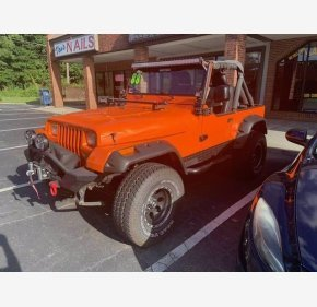 1988 Jeep Wrangler for sale 101406236