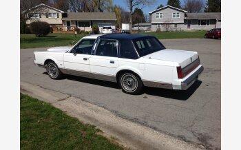 1988 Lincoln Continental Signature for sale 101491430