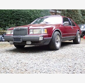 1988 Lincoln Mark VII LSC for sale 101407289