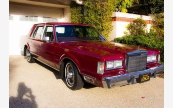 1988 Lincoln Town Car for sale 100960414