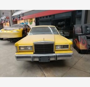 1988 Lincoln Town Car Signature for sale 101114230