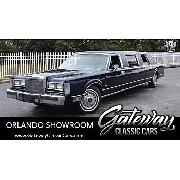 1988 Lincoln Town Car for sale 101284563
