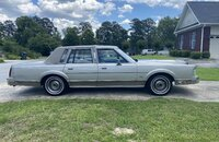 1988 Lincoln Town Car for sale 101341784