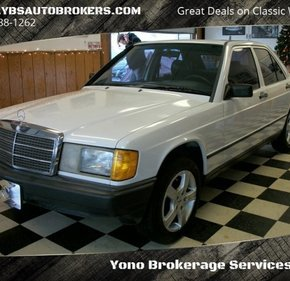 1988 Mercedes-Benz 190E 2.3 for sale 101247003